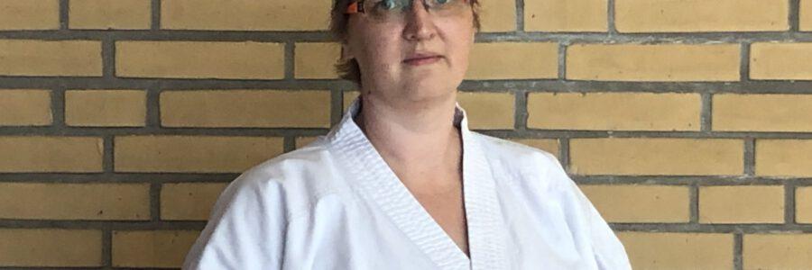 Erfolgreicher Abschluss in Budosport-Pädagogik für Stephanie Schmidt